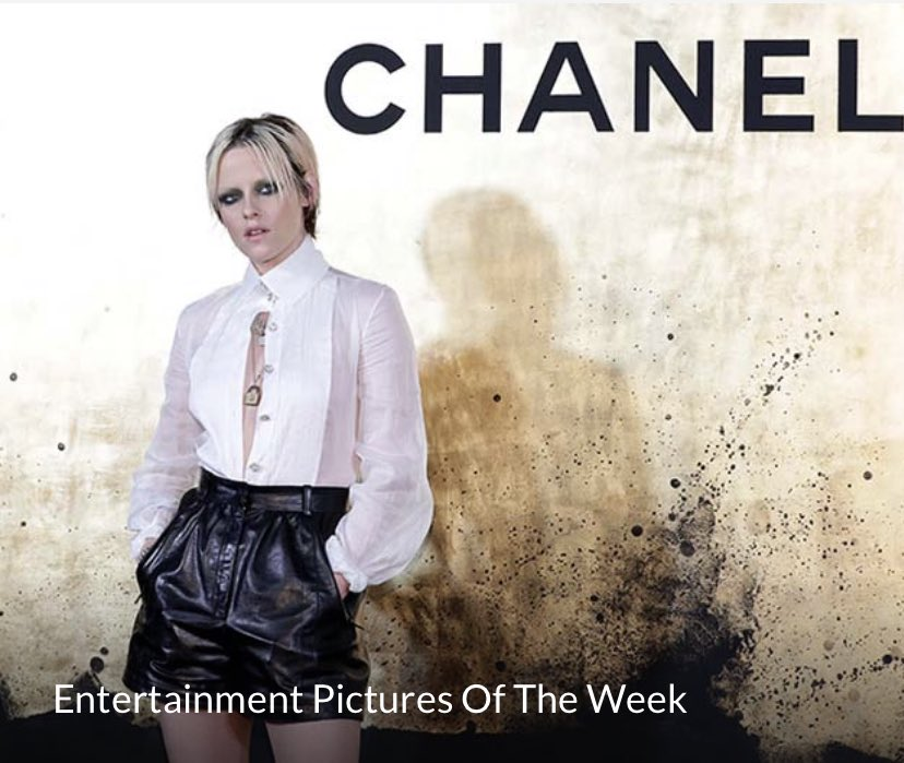 Nice choice in cover pic. @GettyImages Kristen Stewart #CHANELinSeoul ✨💛   'Entertainment Pictures of the Week' 📷 https://www.gettyimages.com.au/editorial-images/entertainment…