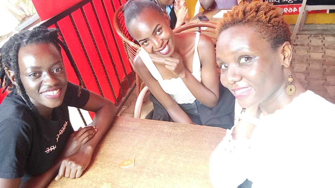 It's always amazing catching up with you. I had a weekend full of excitement, joy and happiness I really can't ask for more!!!! I'm so grateful for having you in my life ❤  @NagashaB @UGroll256 @misstalent @MBitamba