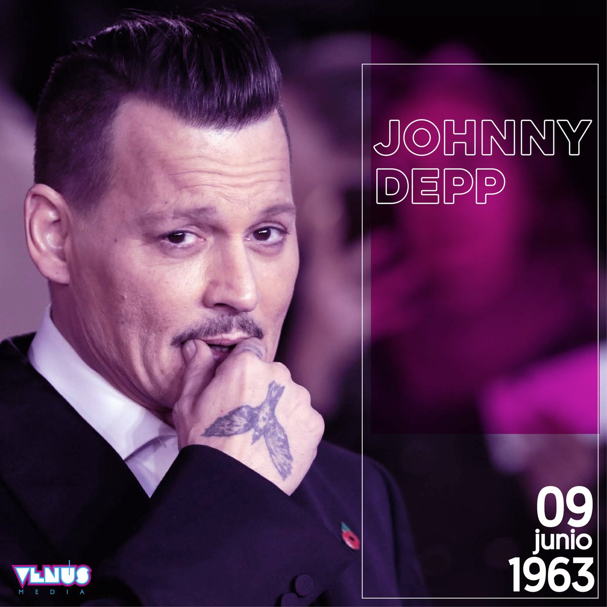 @venusmedia's photo on Johnny Depp