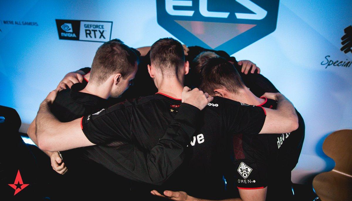 London 🛫 Denmark 🛬 ESL Pro League Finals in 11 days 💪