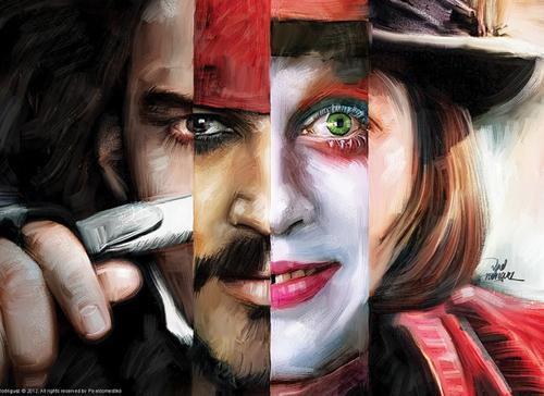 @MagicMundi's photo on Johnny Depp