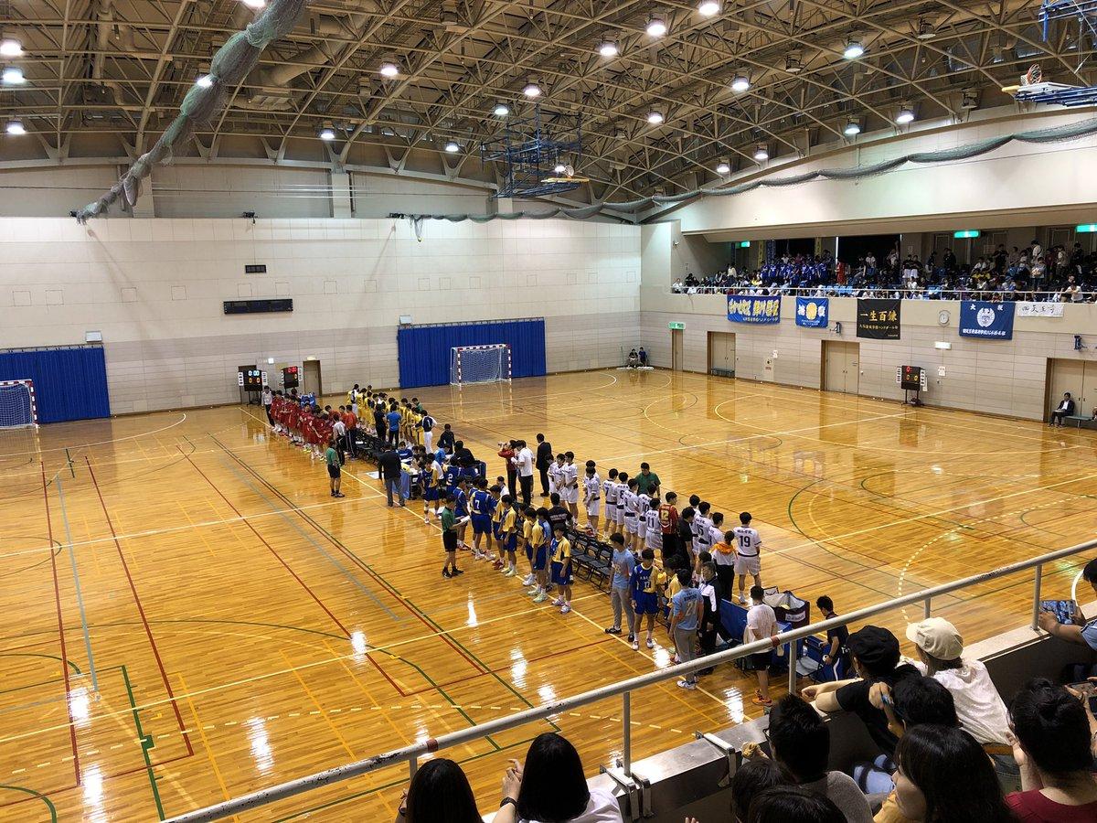 ハンドボール エア 高校 選抜