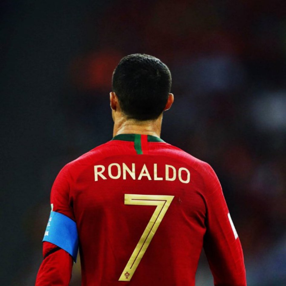 COMPETITION: If Cristiano Ronaldo scores against Netherlands tonight, we'll giveaway a Portugal shirt with Cristiano Ronaldo on the back of it. 🇵🇹  Simply RT and follow this account to enter. ✅🔁  #PORNED #NationsLeague