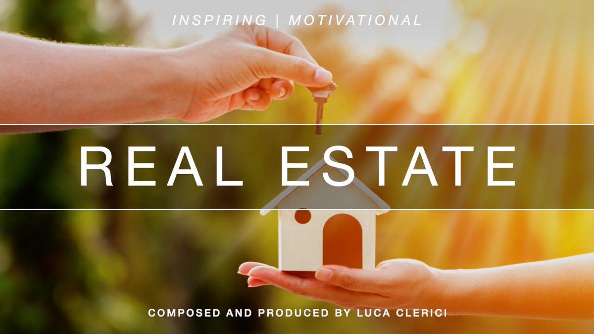 Premium #backgroundmusic perfect for #RealEstateMarketing