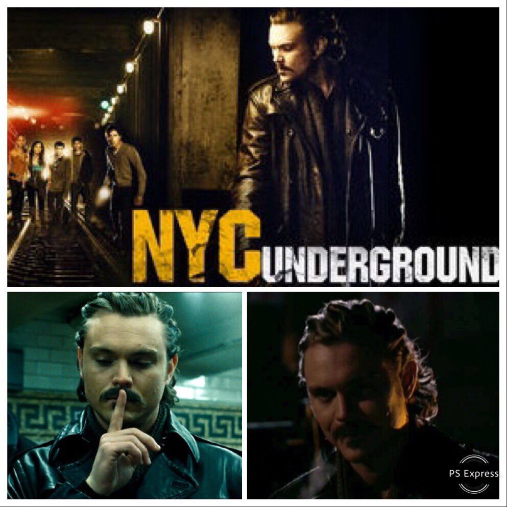 I just watched #ClayneCrawford in NYC Underground on @hulu & loved it. Clayne is able to take on any type of role whether it's a grief stricken widower, a loving father, or a gangster drug dealer & nail it every time! Hollywood needs to sit up & take notice. He has true talent!