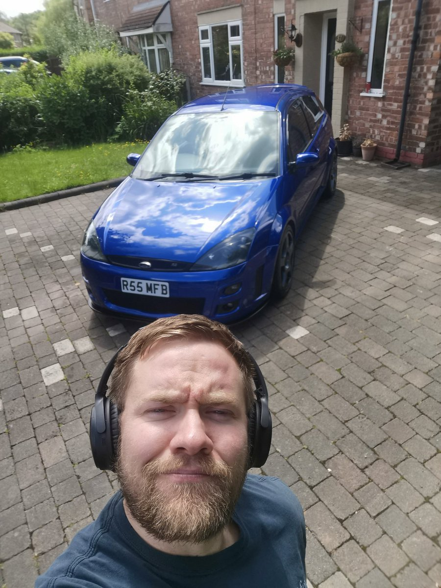 One clean car and one hell of a cheesy grin 😂 😂