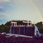 Image for the Tweet beginning: Does the rainbow mean Metallica