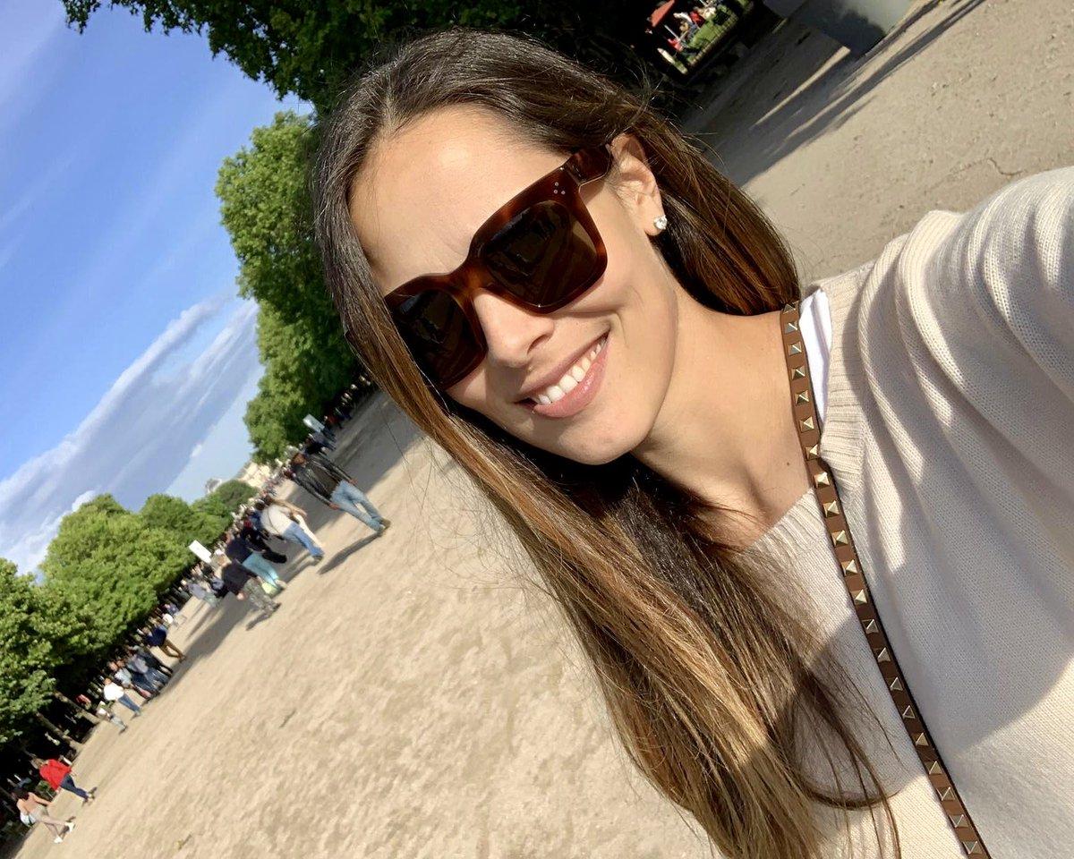 Ana Ivanovic At Anaivanovic Twitter