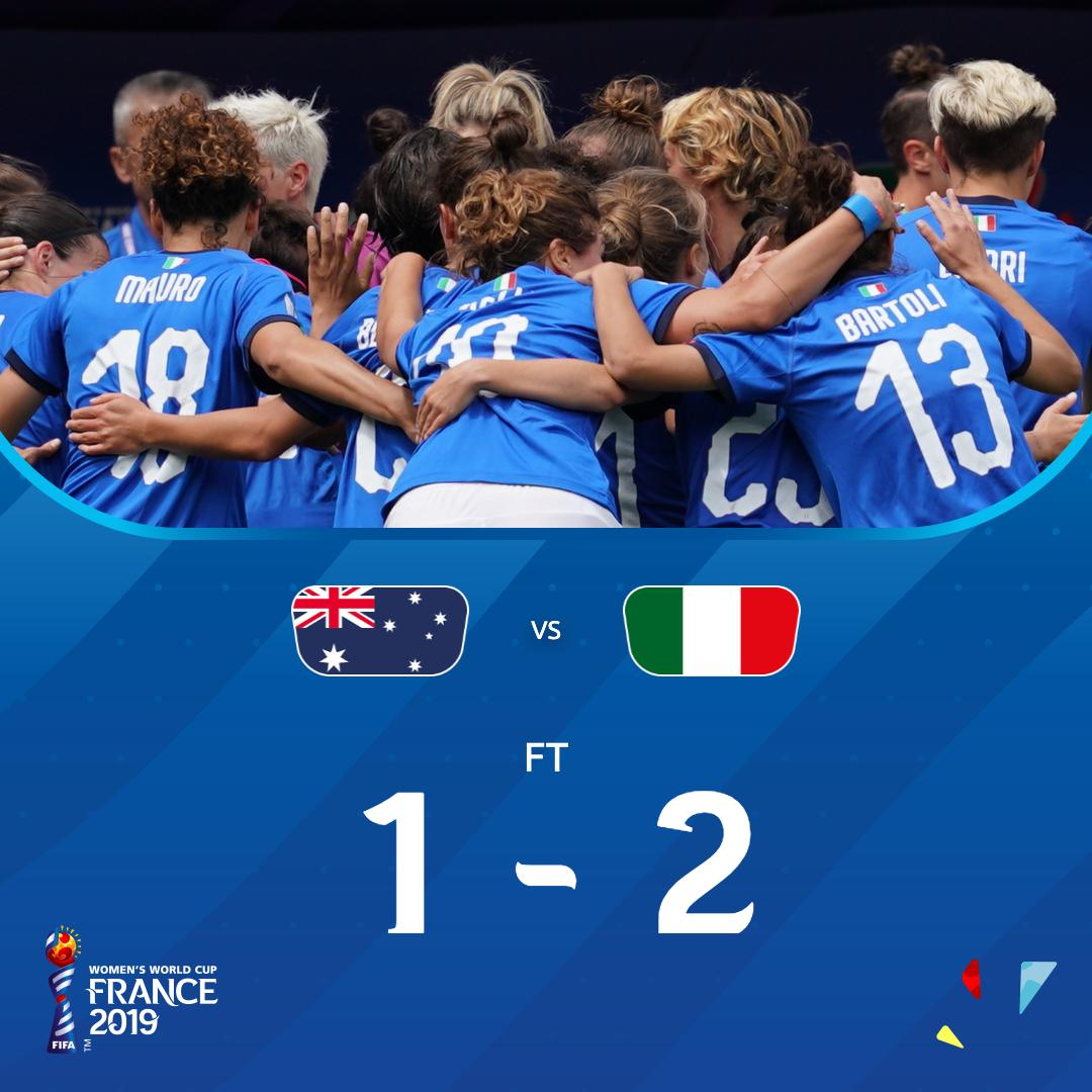 Australie-Italie
