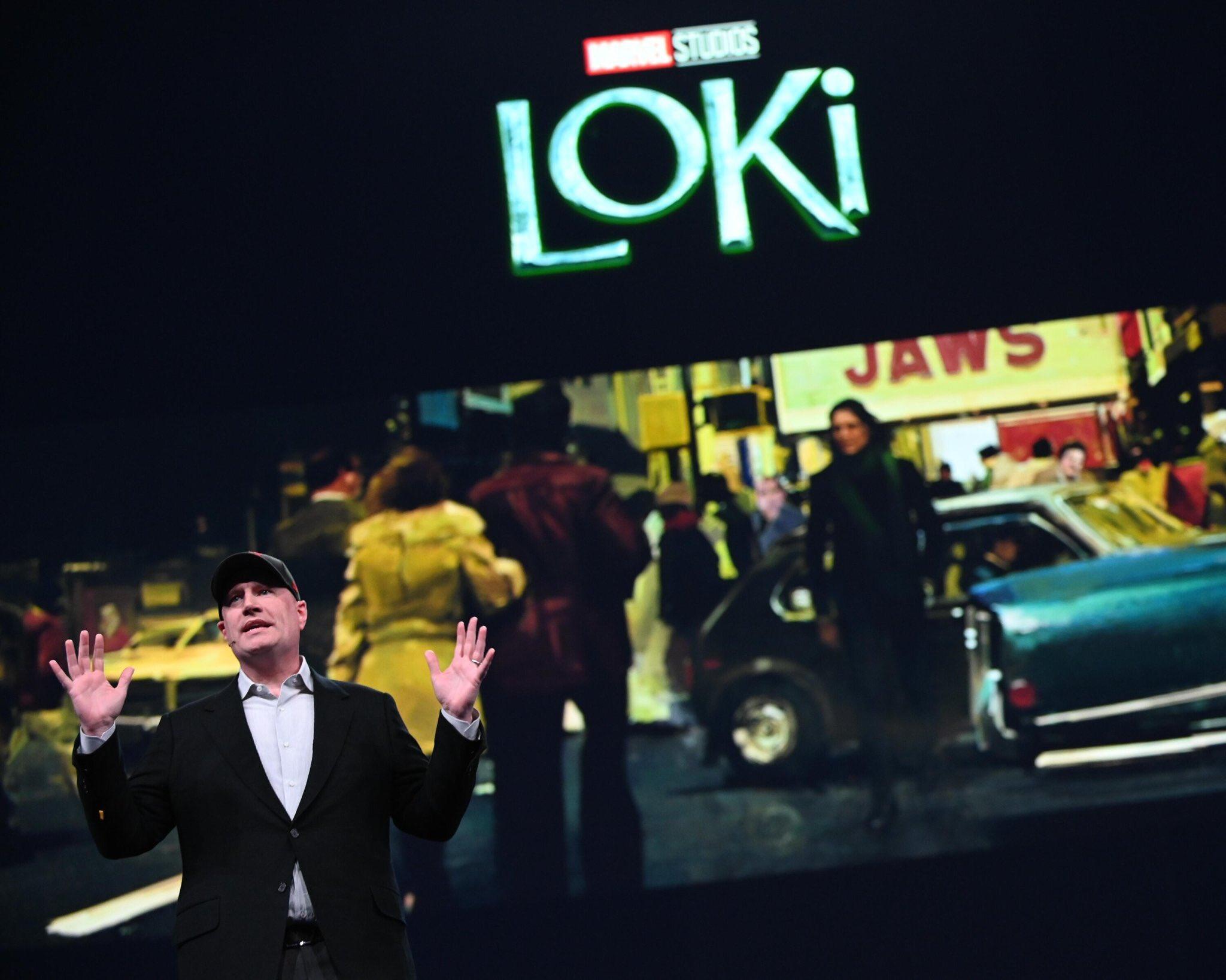 """Desde La Butaca 🎬🍿 on Twitter: """"#FelizDomingo Amanecemos con el logo  oficial de la serie de #Loki Para #DisneyPlus, la cual estará ambientada en  varios acontecimientos importantes de la historia, en la"""