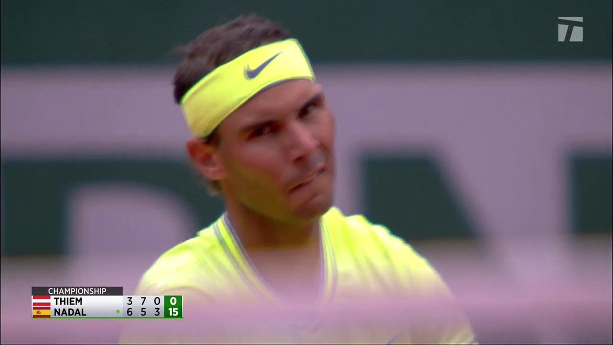 Rafael Nadal wins 12th French Open title with victory over Dominic Thiem