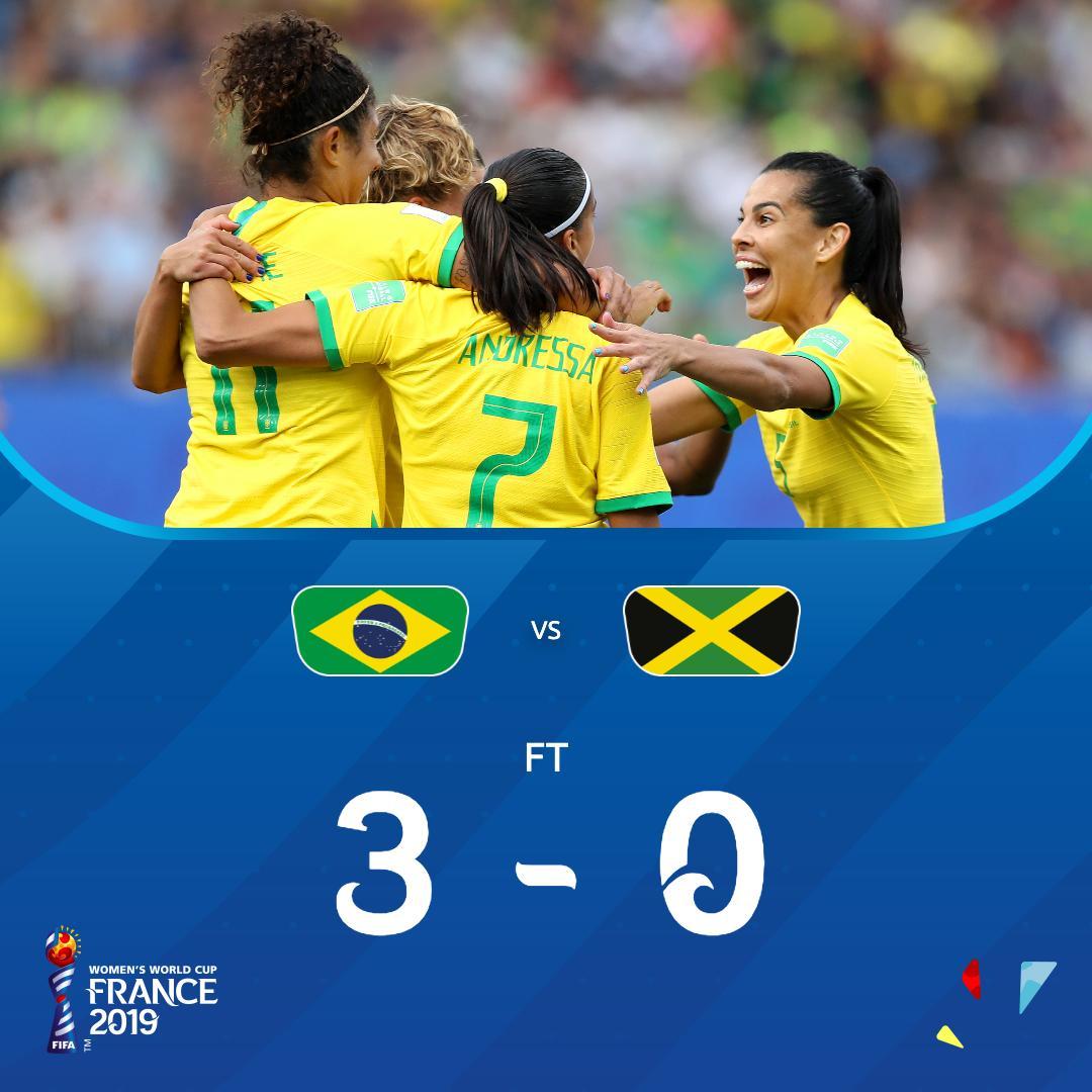 Brésil-Nigéria