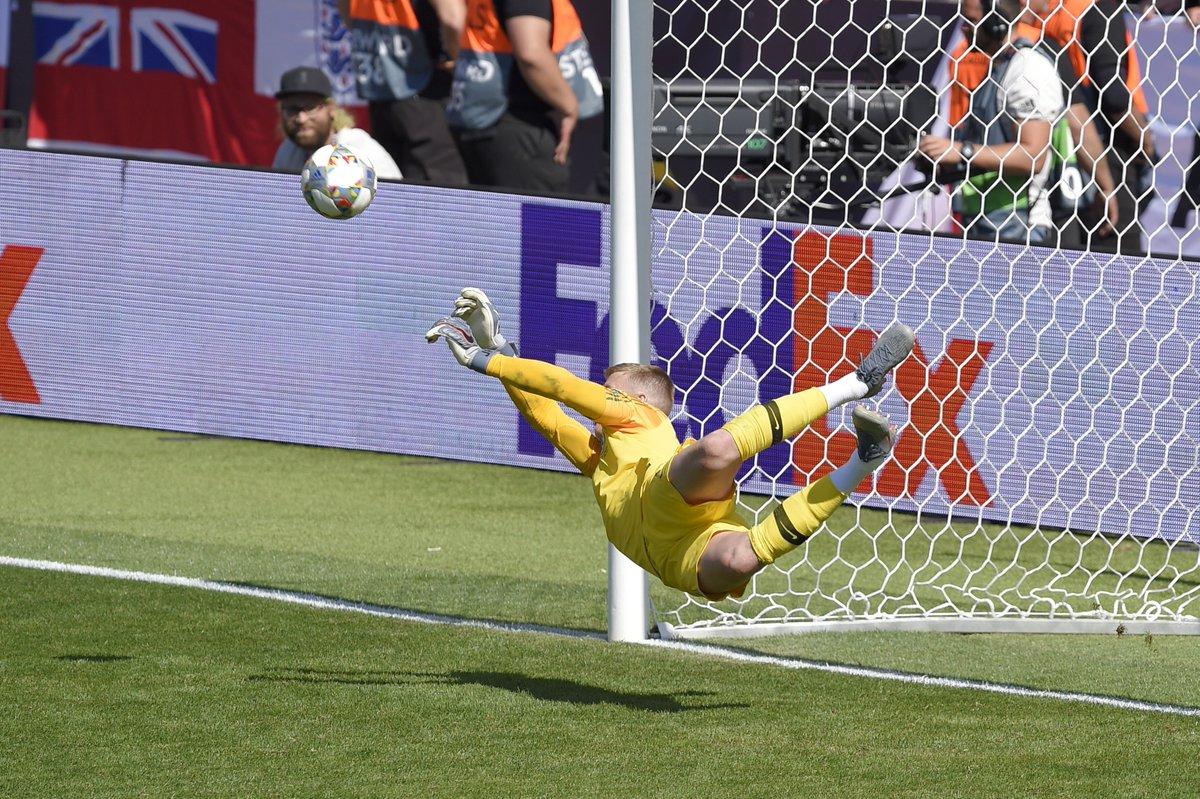 Ліга націй. Швейцарія - Англія 0:0; пен.: 5:6. Нового прокляття не буде - изображение 4