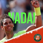Image for the Tweet beginning: NADAL PUISSANCE 12 !!! 🏆  Rafael