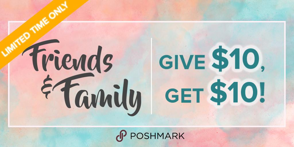 Poshmark Promotions: $5 Sign-Up Bonus And $5 Per Referral