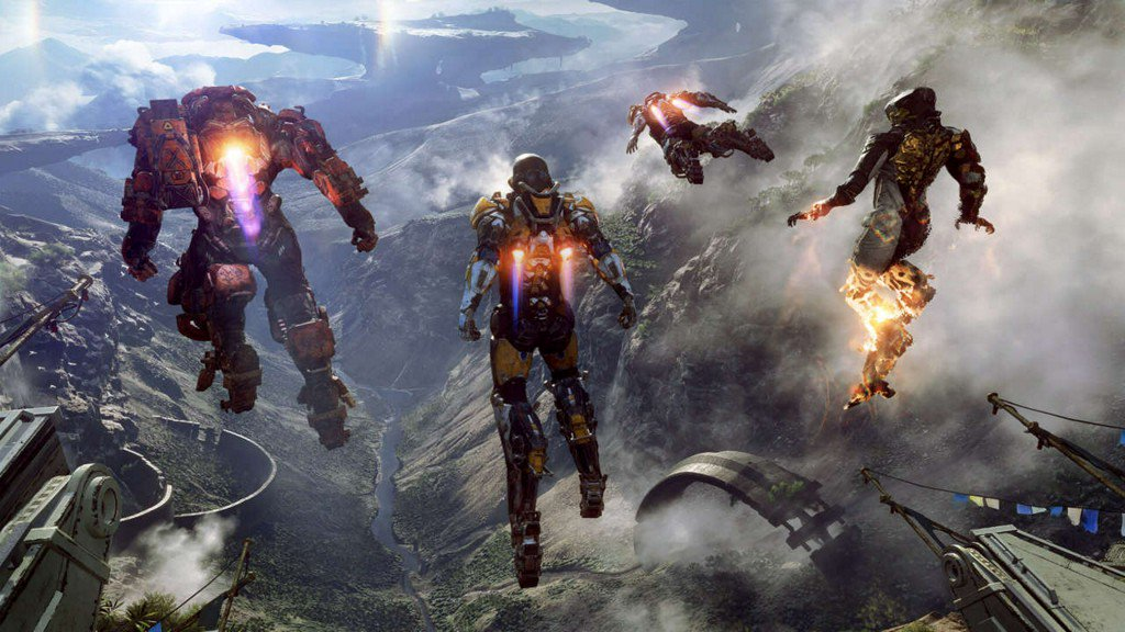 """#Anthem dev says """"we have some work to do"""" at #EAPlay    http:// bit.ly/2IA65Qe    <br>http://pic.twitter.com/HCUXUW50BL"""