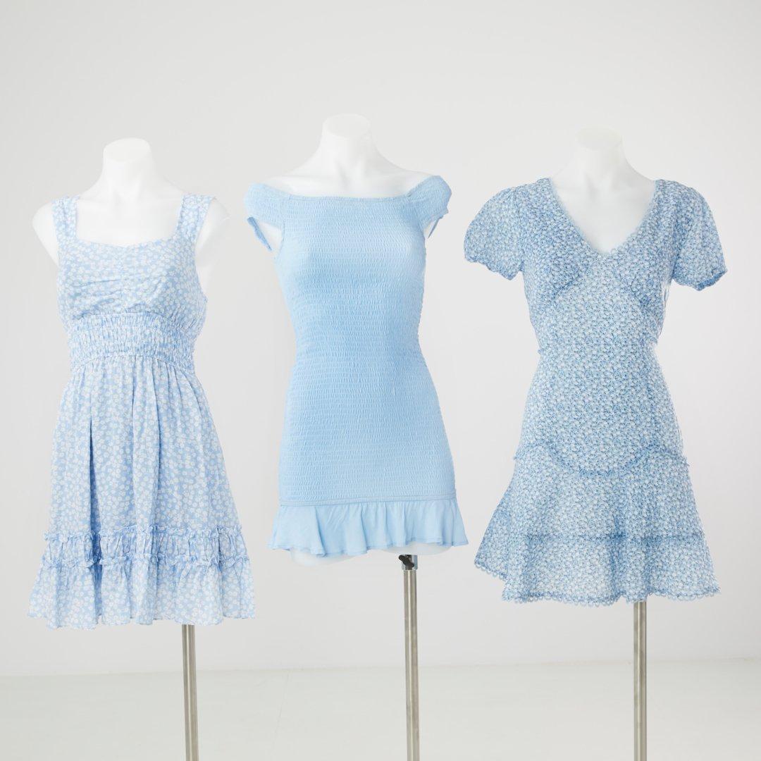 Baby it's blue 💙 Our online exclusive Jessica dress + Posy skater dress.  https://t.co/rV4jJUoy4c https://t.co/MED3tQkHgo https://t.co/VB5tN3x5Dz