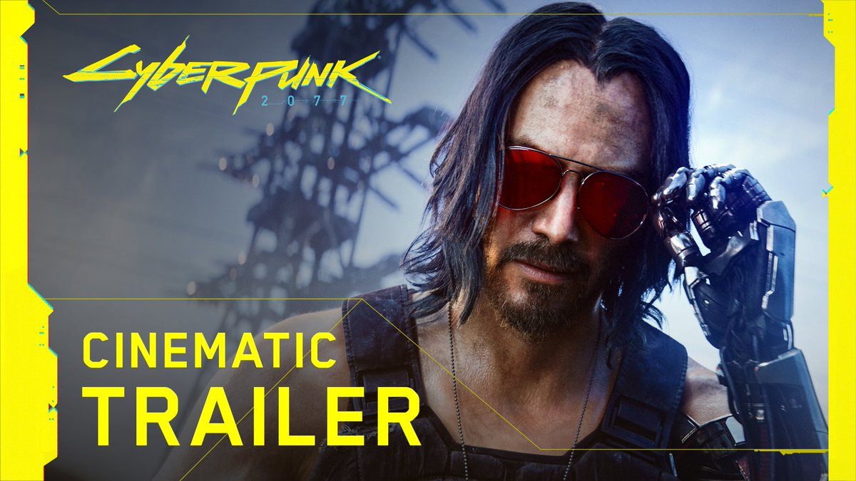 Get ready. We have a city to burn.  #Cyberpunk2077 16.04.2020  Pre-order now: http://cyberpunk.net/pre-order