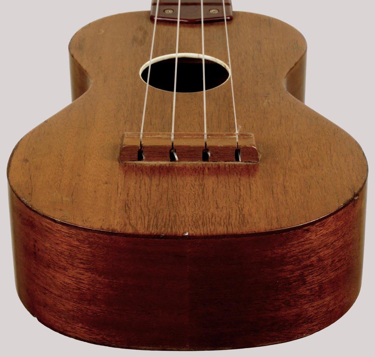 50s harmony roy smeck mahogany standard soprano ukulele