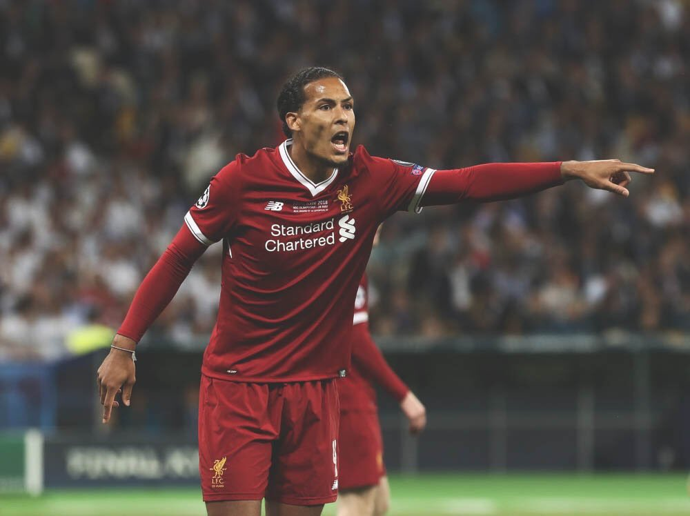 Kaká on if he would give Van Dijk the Ballon dOr: He had a wonderful season in the Premier League and then he won the Champions League playing in an unbelievable way. He's the name I would choose. Well see what the voters decide, but I think its time to reward a defender.
