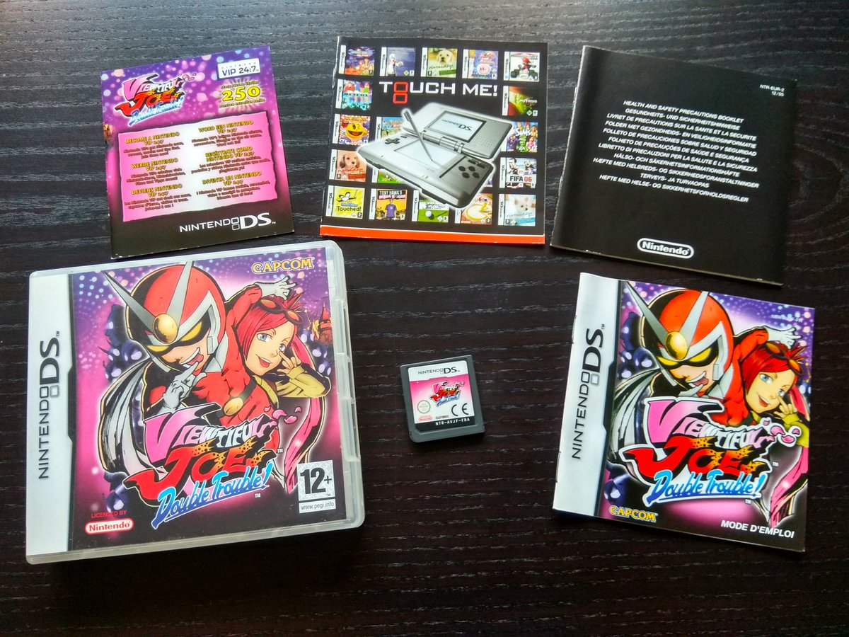 Joining @prime_retro @tallgamingman @Sandylaner77 @8bitToNow & @RetroBoyJon 's handheld train, here's my pick for #GBsunday & #CIBSunday. Do you like Viewtiful Joe ? ❤️ @richardtroupe @englebert3rd @Maxou_AbwFr @ObviouslyTeri @Bhaal_Spawn @wrytersview @davenolan17 @Timy_Walker