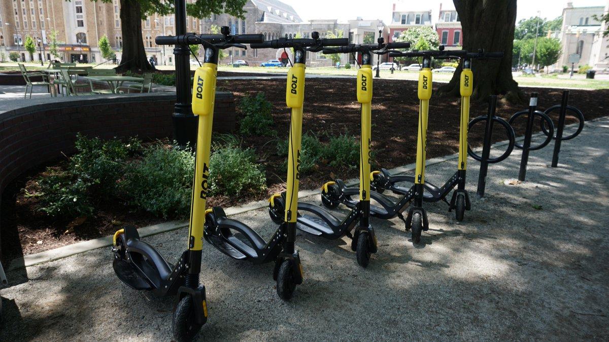 Bolt Mobility on Twitter: