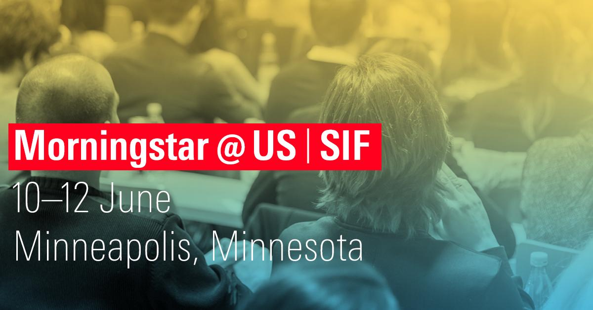 Attending @US_SIF's annual conference? Join our #MstarESG leader @Jon_F_Hale tomorrow as he presents on the impacts of #greenwashing in #sustainable investing.