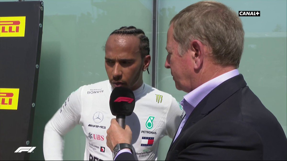 @LaF1SurCanal's photo on Lewis Hamilton