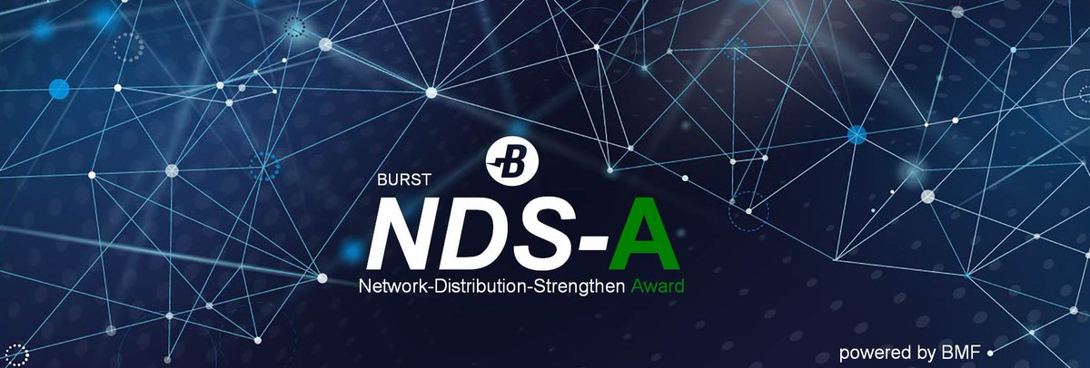 5,000 #BURST paid as weekly NDS-A!  Join the network of $Burst as node-operator right now! It will be honored by the community and the BMF.  https://www.reddit.com/r/burstcoin/comments/byoksg/09062019_5000_burst_ndsa_paid_to_node_operators/ …  #crypto #greencoin #HDDMining #CryptoNews #BlockTalk #giveaways #Java #SmartContracts #CIYAM #airdrop #giveaway