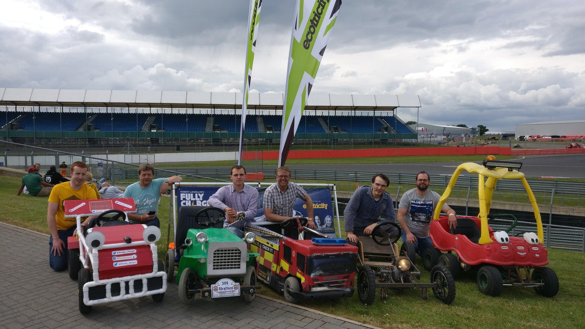 Hacky Racers!
