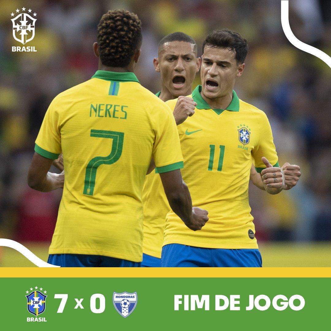 Brésil-Honduras
