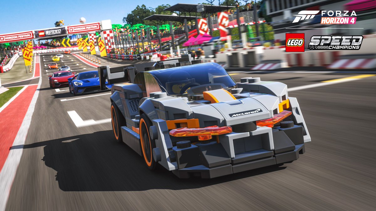 forza horizon 4 gets lego speed champions expansion xbox. Black Bedroom Furniture Sets. Home Design Ideas