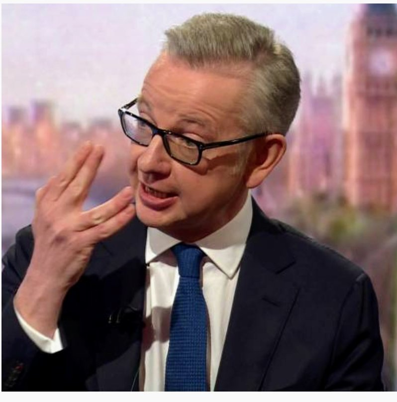 So #MichaelGove is in fact from #planet #Ork #MorkandMindy