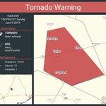 Image for the Tweet beginning: Tornado Warning including Taylor TX,