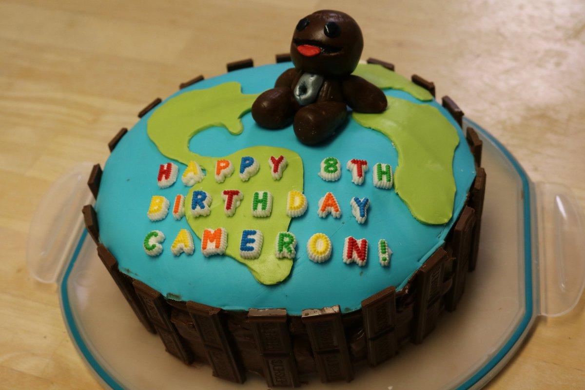 Phenomenal Littlebigplanet On Twitter Happy Birthday Cameron Hope You Had Birthday Cards Printable Riciscafe Filternl