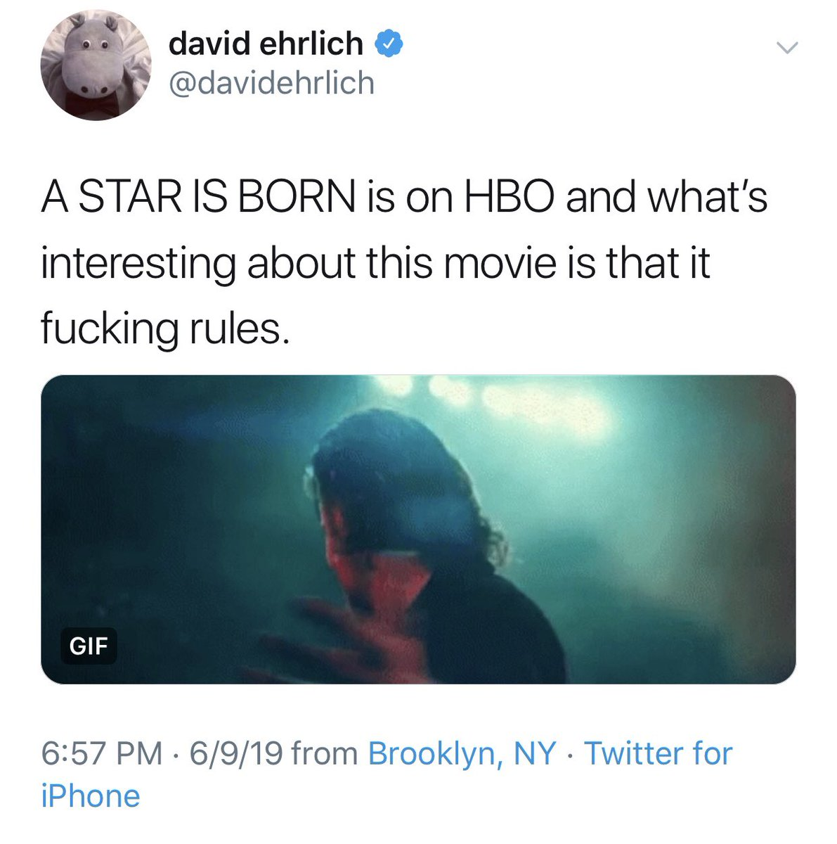 a star is born hbo