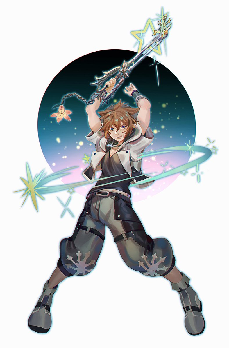 One of my fav keyblades is getting a form change YES #kh3 #KingdomHearts<br>http://pic.twitter.com/cqrPtpLsTE