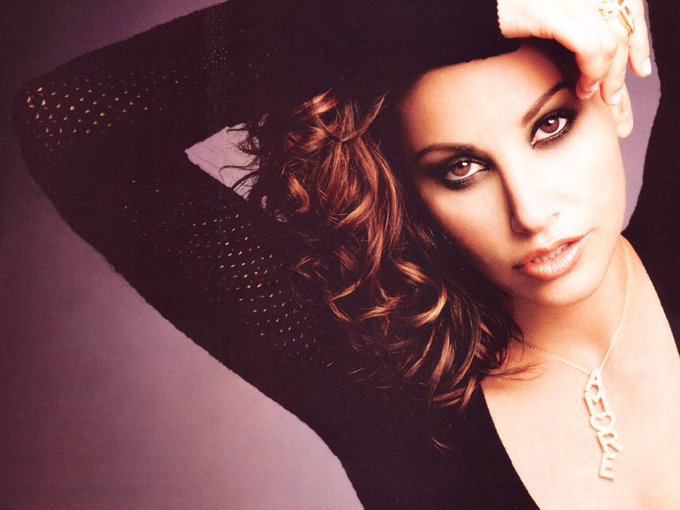 Happy Birthday to the ever so talented and wickedly gorgeous, Gina Gershon!!!