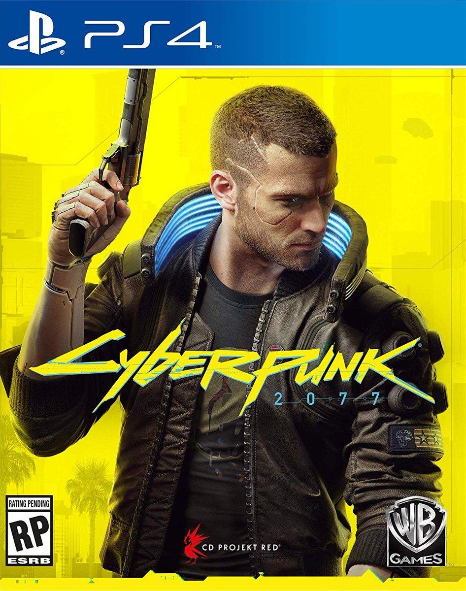 Playstation Games 2020.Cool Box Art Pa Twitter Cyberpunk 2077 Playstation 4