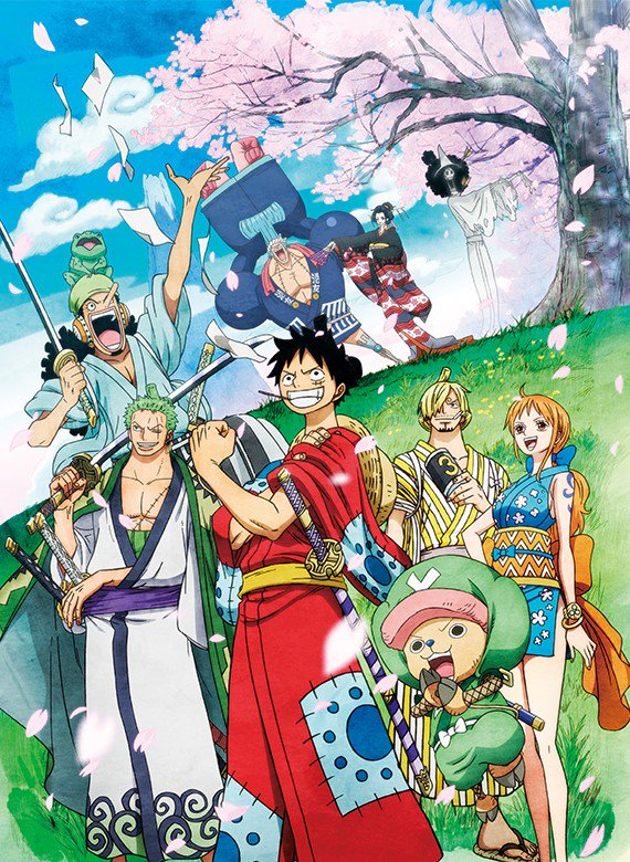 One Piece Anime To Enter Wano Arc In July 2019 - Page 3