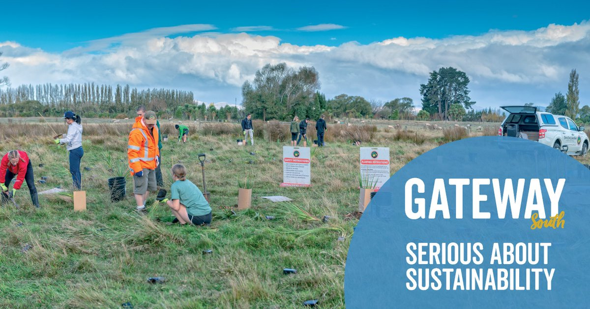 Christchurch teenager E. Wen Wong is on a mission – to inspire, educate, connect and challenge young people concerned about sustainability. Find out more in the latest edition of our community magazine, Gateway South: christchurchairport.co.nz/en/about-us/me… #GatewaySouth