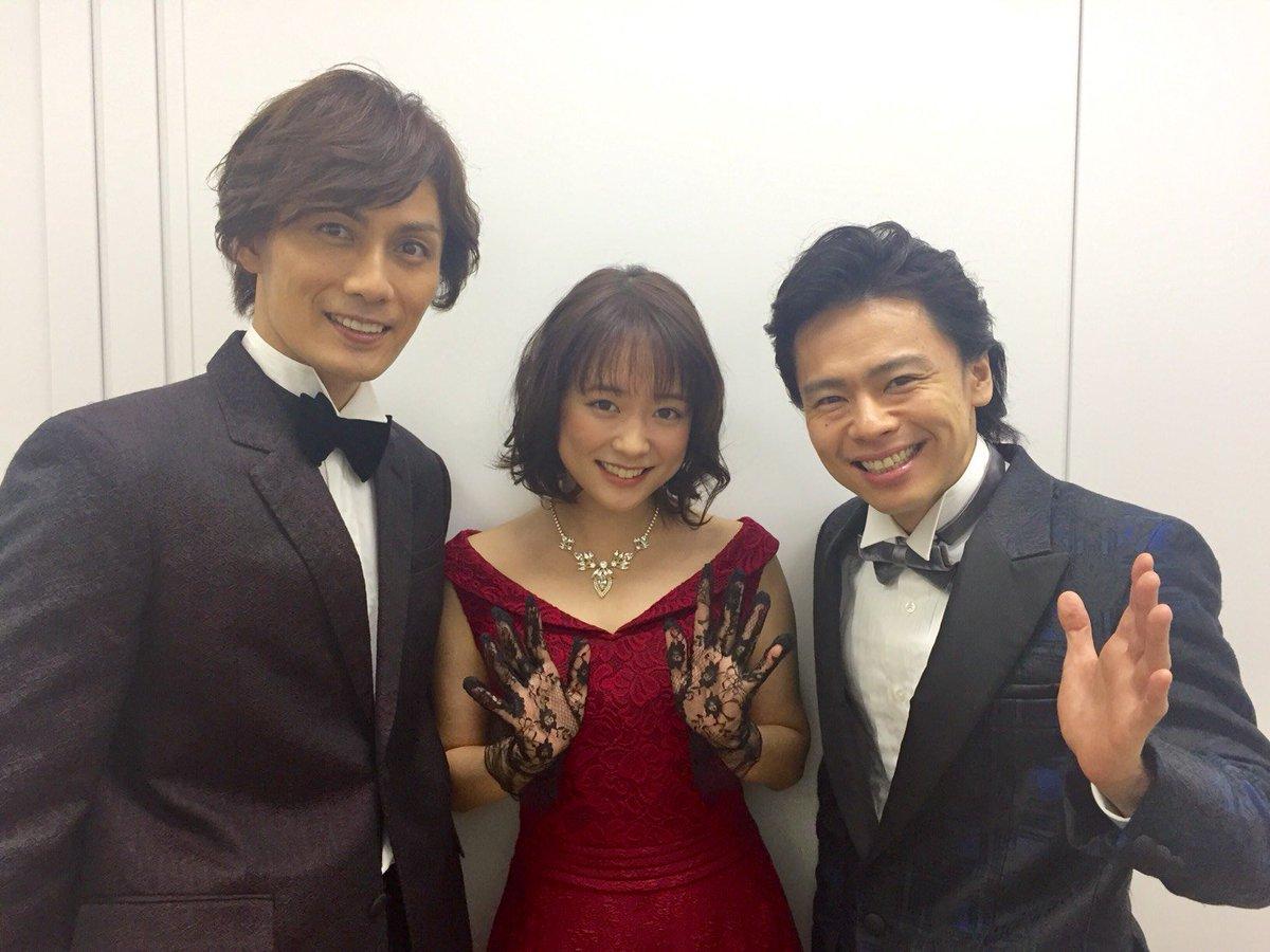 まもなく中川晃教 さん、加藤和樹 さん、大原櫻子 さん生出演 今秋の新作ミュージカル「怪人と探偵」よ