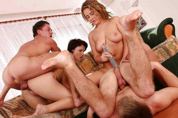 Woman on man bisexual pics
