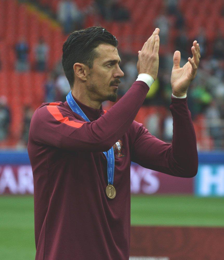José Fonte now has 3 trophies during his senior career: • EUROs • Nations League • EFL Trophy