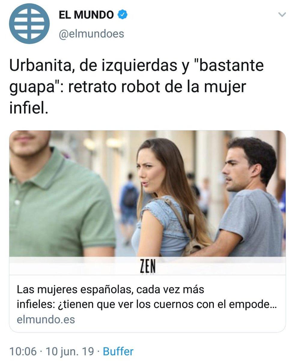 Rancio, de derechas y 'bastante gilipollas': retrato robot de periodista de El Mundo.