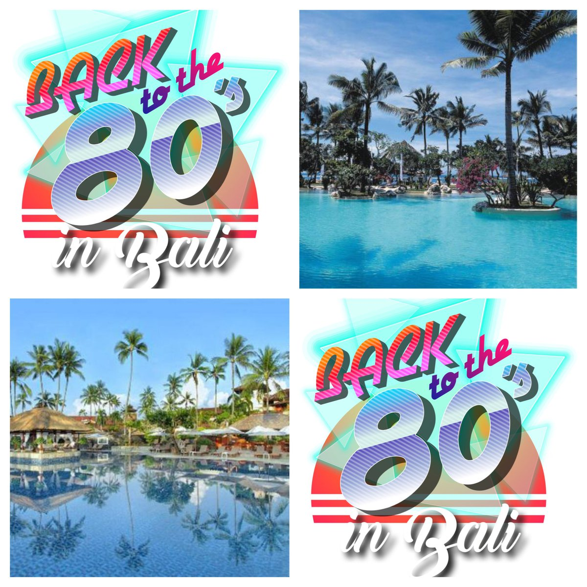 It's the week! We're on countdown to a very special Friday exclusive customer event & iconic #80s line up.Follow  for all the action from beautiful Bali. #imaginewow #backtothe80sinbali #cruise #travel #80smusic @belindaofficial @MarcAlmond @midgeure1 @toyahofficial @caroldecker