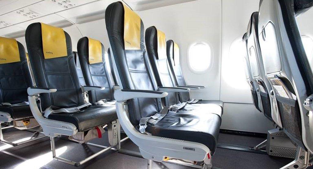 La compañía @vueling , en plena renovación de imagen. #FlyToVigo ✈️http://bit.ly/2KaCUX0