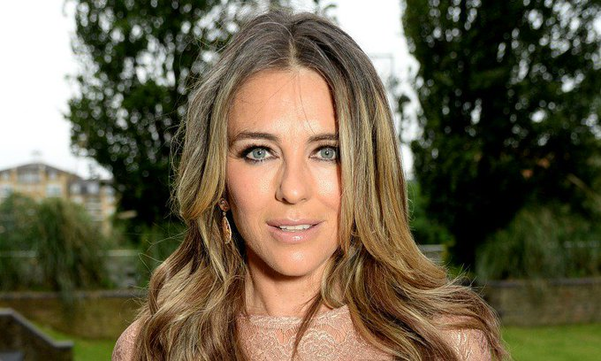 Birthday Wishes to Elizabeth Hurley, Ryan Thomas, Jane Hill and Dustin Lance Black Happy Birthday!