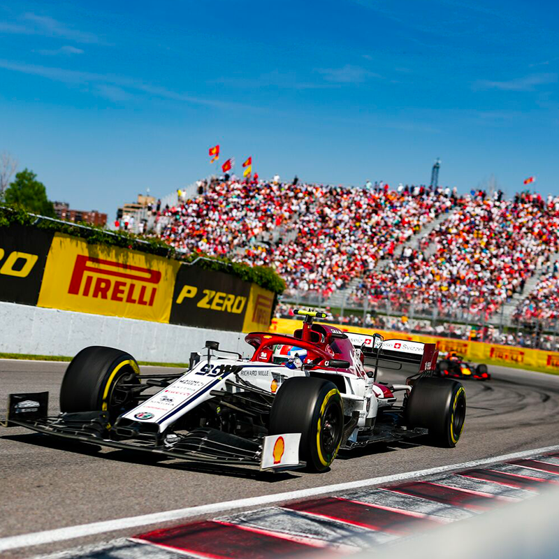 A tough race at the Île Notre-Dame, but we'll get back on track.  Here are the best moments from the #CanadianGP 📸