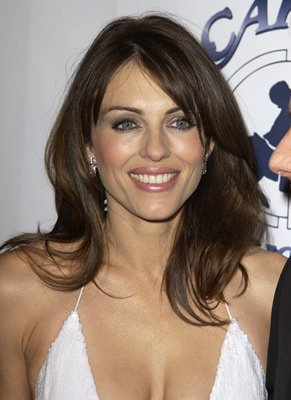 Happy birthday to Elizabeth Hurley, actress, model, who is 54 today. COYS